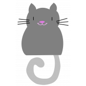 Oh Kitty Kitty- Layered Kitty Element 4