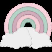 Umbrella Weather- Rainbow Element