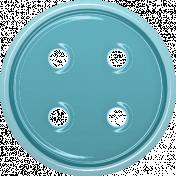Easter- Blue Button Element