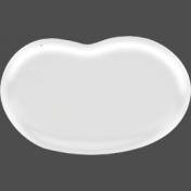 Easter- White Jellybean Element