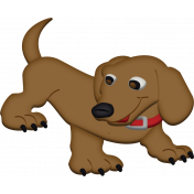 Toy Buster Dog Element