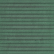 Vintage Memories- Green Striped Paper