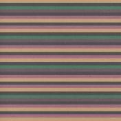 Vintage Memories- Striped Paper