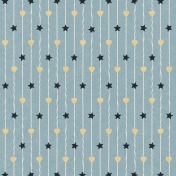 Sleepy Time- Patterned Paper 04