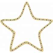 Sleepy Time- Star Frame