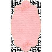 Gentle Blooms- Pink Tag