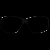 Robbie's Rockin Red- Eyeglasses