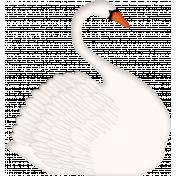 Summer Afternoon- Swan