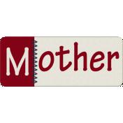 Robbie's Rockin Red Addon Tabs- Mother