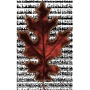 Country Winter Holidays Mini Kit- Leaf