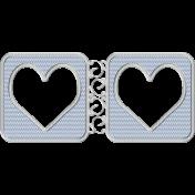 Midnight Romance- Elements Set- Frame 02