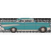 The Fab Fifties Kit- Car