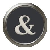 Times To Remember- Mini Kit- Typewriter Key- Ampersand