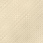 Daisy May Mini Kit- Dagonal Striped- Paper