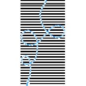 Daisy- Striped String