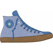 Shoe- October 2020 Blog Train