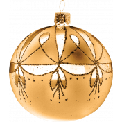 Christmas Wishes- Bauble 01