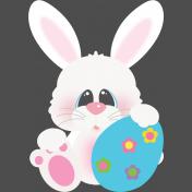 Hello Easter- Bunny 01
