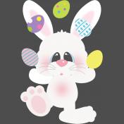 Hello Easter- Bunny 03