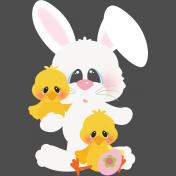 Hello Easter- Bunny 04