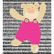 Birthday Wishes- Bear 02