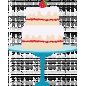 Birthday Wishes- Cake