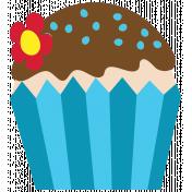 Birthday Wishes- Cupcake 01