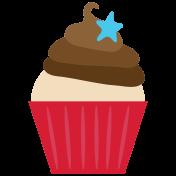 Birthday Wishes- Cupcake 02