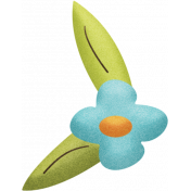 Ice Cream Delights- Flower 09