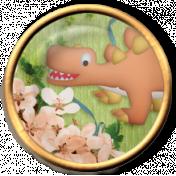 Dinosaur Rawr- Brad 02