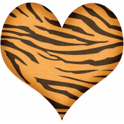 Do the Zoo Tiger Heart
