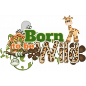 Do the Zoo Word Art #1