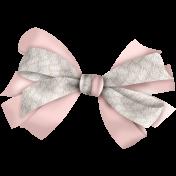Sweet Vintage Bow #1
