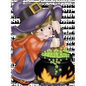 Witch's Brew- Witch