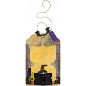 Witch's Brew Tag #3