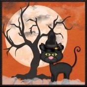 Witch's Brew Pocket/Filler Card #4