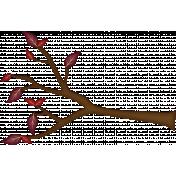Thankful Leaf Branch