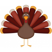 Thankful Turkey #1
