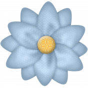 Welcome Little One Flower #3- Boy