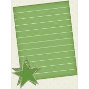 Written in the Stars Pocket/Journal/Filler Card #1