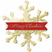 Christmas Tradition Word Art #4