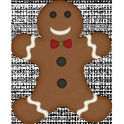 Christmas Tradition Gingerbread Man