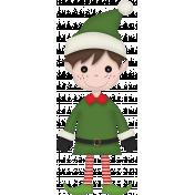 Christmas Tradition Elf Boy