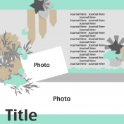 Long Photo Template #2