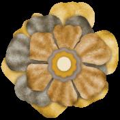 Enjoy Each Moment- Mini Kit Flower #3