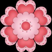 Valentine Not Grunge Flower 2
