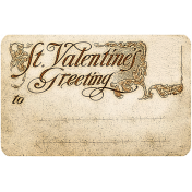 Valentine Grunge Ephemera 2