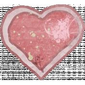Valentine Grunge Heart 3