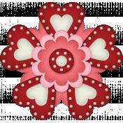 Valentine Not Grunge flower 3