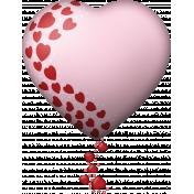 Valentine Not Grunge Heart 6